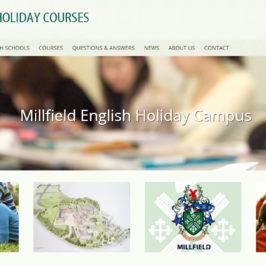 English Holiday Courses