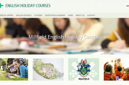English Holiday Courses