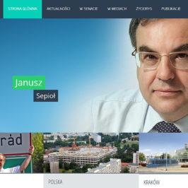 Janusz Sepioł – Senator RP