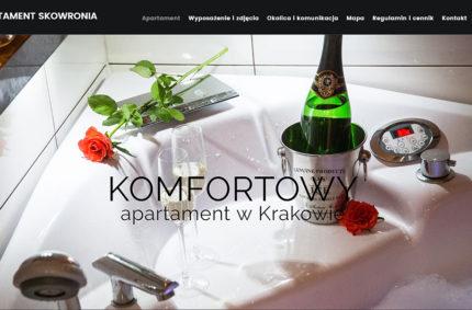 Apartament Skowronia, Kraków